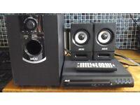 AKAI A60012 Multimedia System