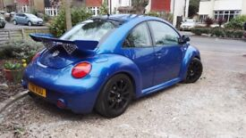 VW BEETLE 1.8T Very RARE!