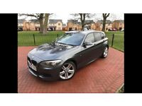 2012 BMW 120D M Sport Auto - Red Leather