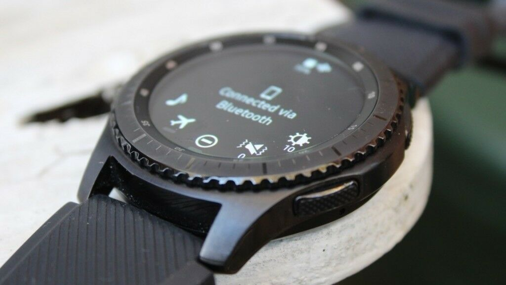 Samsung Gear S3 mint condition (Only until Sunday)