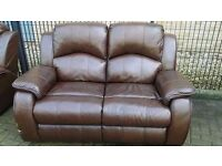 3 Seater, 2 Seater and armchair