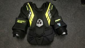 Vaughn VE8 Pro Carbon SR Large Hockey Goalie Chest Protector