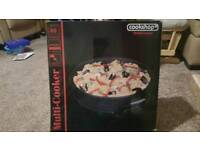 Cookshop Multi-Cooker - Never Used