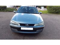 PEUGEOT 406 EXECUTIVE PETROL - SILVERTOP ENGINE - AC - CD-E0 - MINT CONDITION