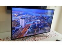 "SAMSUNG UE43MU6100 43"" Smart 4K Ultra HD HDR LED TV"