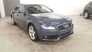 2011 Audi A4 2.0T Premium - AWD| Leather| Sunroof