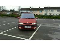 Renault espace the race DCI 2.2 DIESEL MANUAL 7 seater