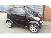 SMART FORTWO PASSION BRABUS LOW MILES - IMMACULATE - SH - FRESH MOT NOV 2017