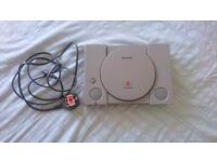Original Playstation 1 (no avi lead included)