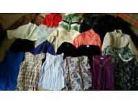 Women's clothes bundle size 10-14