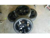 Competition Audi A3 TT Golf MK3 MK4 Alloy Wheels