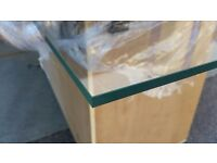Temepered Glass Table Top