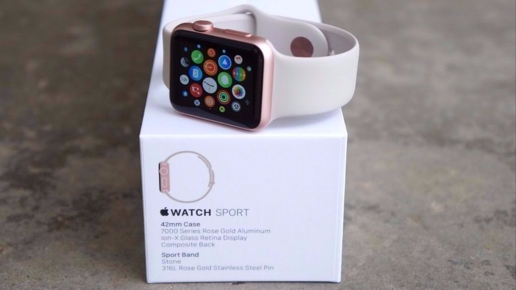 APPLE WATCH 38MM ROSE GOLD AL LEVENDR SPORT NEW CONIDTION BOXEDin Sparkhill, West MidlandsGumtree - APPLE WATCH 38MM ROSE GOLD AL LEVENDR SPORT NEW CONIDTION BOXED COMES WITH APPLE WARRANTY AND ALL ACCESSORIES BUY FROM A MOBILE PHONE SHOP FOR PIECE OF MIND. ALL PURCHASES COME WITH SHOP RECEIPT Madina Mobiles 533 Stratford road B11 4LP 01212384576...
