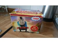Thomas the Tank Dvd box set (10 dvds)