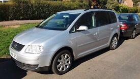 VW Touran 2006 1.9 TDI Exelent Condition