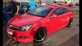 Vauxhall Astra 1.9 CDTi SRi 2010