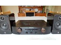 Marantz PM6005 Stereo Amplifier & QAcoustics 2010 speakers. What Hifi 5*