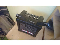 Roland Micro Cube Mini Guitar Amplifier