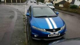 Honda civic type s 200bhp