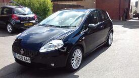 Fiat Punto 1.9 2008 turbo diesel mint condition £1395