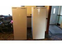 Seperate fridge and freezer units