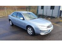 Diesel 2005 Ford Mondeo GHIA TDCI 130 6 Speed 10 Month MOT 98000 Miles Only...