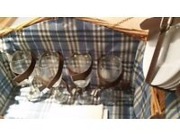 Picnic hamper - never used, as new