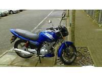 Suzuki GSX125cc (not Honda,Yamaha,Kawasaki)