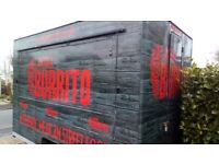Mobile Catering Van -fully equipped