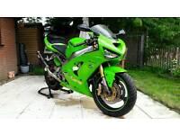 Kawasaki Zx6r 636 2003 (12 months MOT & Service History)