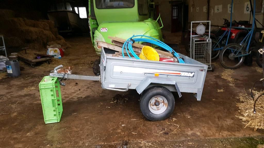 Car/quad trailer £200