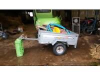 Car/quad trailer £250