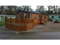 Luxury Willerby Woodland Vogue lodge for sale