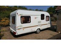 Elddis Avante 475 5 Berth Caravan