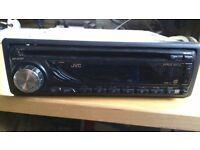 JVC KD-G322 Car CD Receiver