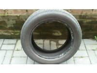 195 55 16 Bridgestone Tyre for Prius MINI Cooper