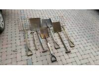 Variety of Hand Tools.