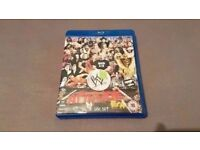 WWF / WWE Attitude Era Blu Ray DVD