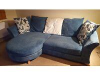 DFS Corinne 3 Seater Sofa