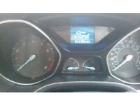 Excellent condition ford focus, low mileage, full SH, DAB radio