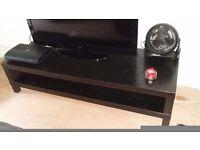 TV unit Ikea colour black £15 good condition