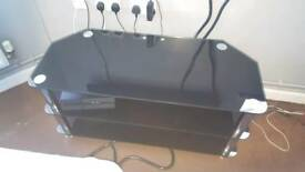 Glass Tv unit up to 50 inch