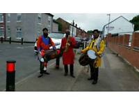Asian Dhol players & DJS, ( SITAREY PUNJAB DE )