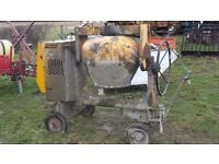 Belle Concrete mixer 5/3.5 electric start