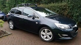 Vauxhall Astra SRI Sports Tourer