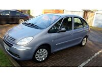 2004 Citroen Xsara Picasso Auto HPI Clear One Year MOT @07445775115@