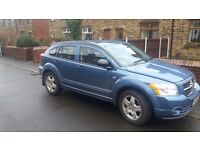 dodge caliber 2.0 sxt for sale heated seats electric windows 78000 on clock