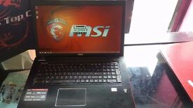 "MSI GS70-2PC 17.3"" FULL-HD CORE i7-4710HQ GAMING GTX 860M LAPTOP BLACK*BOXED*UK"