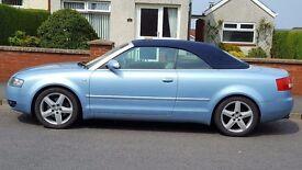 Audi A4 Cabriolet 2005