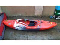 Whitewater Kayak Pyranha B2